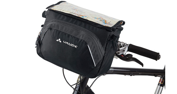 VAUDE Road II Handlerbar Bag black/anthracite